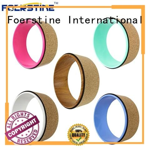 Foerstine roller yoga circle prop accessories for yoga