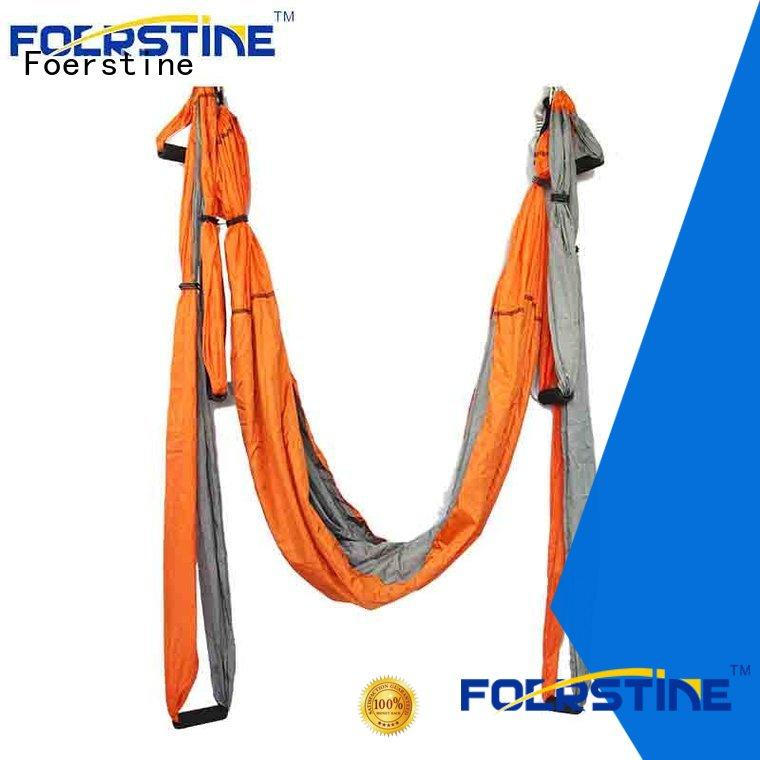 Foerstine good looking antigravity hammock overseas market for yoga exercise