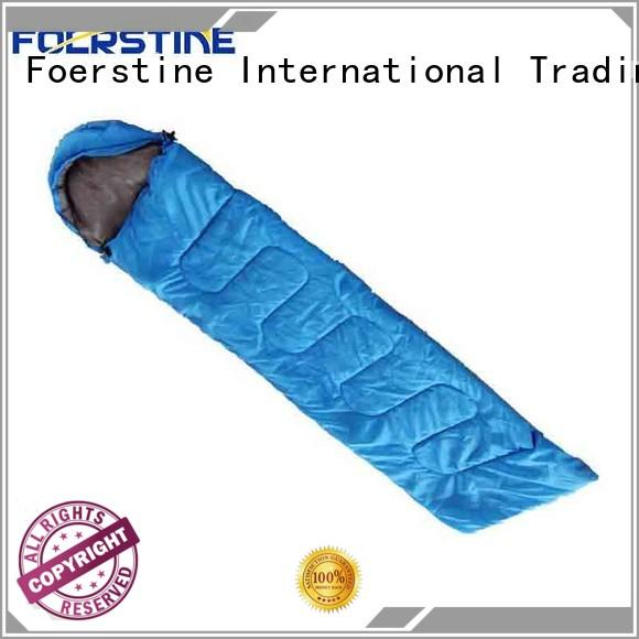 Foerstine moisture-proof lightweight sleeping bag wholesale for backpacking