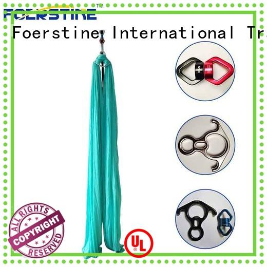 Foerstine good looking aerial yoga swing and frame vendor for yoga exercise