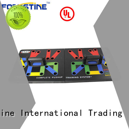 high quality push up training board trainer company for outdoor sport