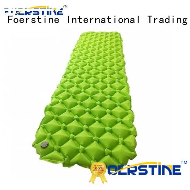Foerstine moisture-proof extra thick sleeping pad dropshipping for camping