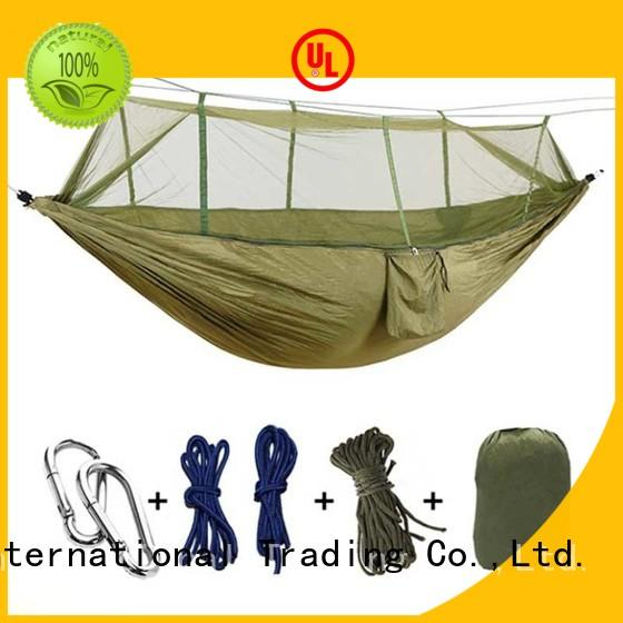 Foerstine Top metal hammock marketing for swinging