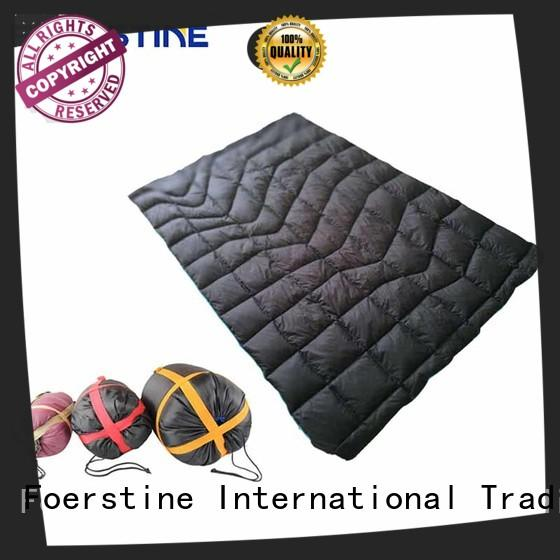 Foerstine isp01 inflatable sleeping pad for hiking