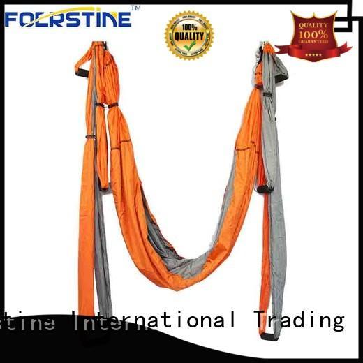 Foerstine stable yoga aerial silk overseas market for acrobatic dance