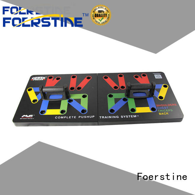 Foerstine market-oriented push up training board newly for outdoor sport