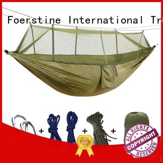 Foerstine hiking outdoor hammock vendor for sleeping