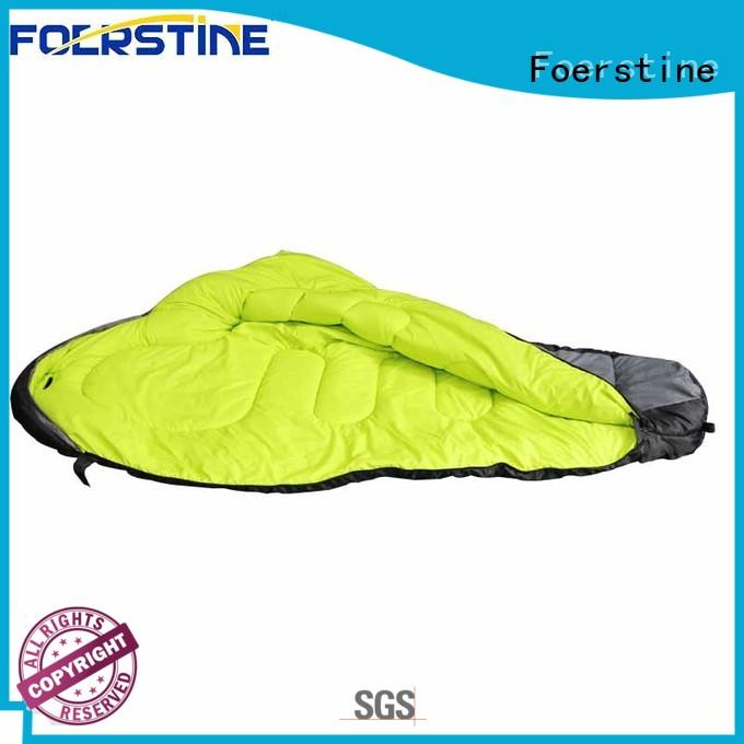 Foerstine bag backpacking sleeping bag overseas market for backpacking