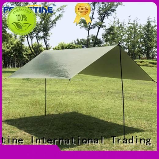 Foerstine compact waterproof tarp in different color protect from UV