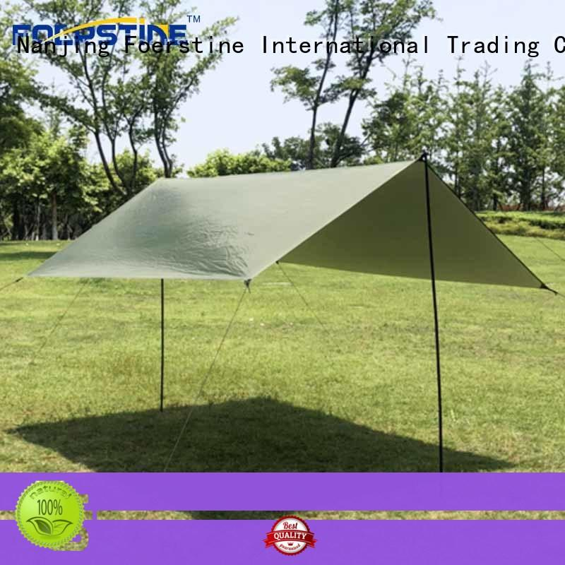 Foerstine rf01 rain tent tarp manufacturers for traveling