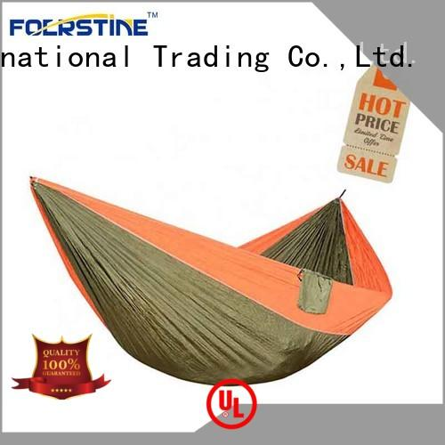 Foerstine high quality best camping hammock oh02 for outdoor leisure