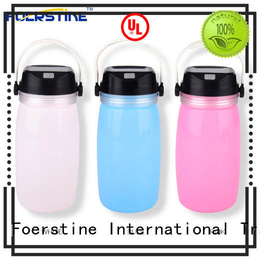 Foerstine high-quality rechargeable camping lantern for camping