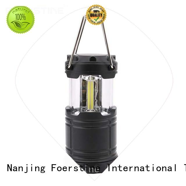 Foerstine bright camping lantern bulk production for camping