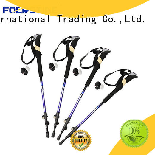Foerstine widely used walking sticks and staffs manufacturers for traveling