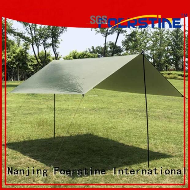 Foerstine tent fire resistant tarp Suppliers for outdoor