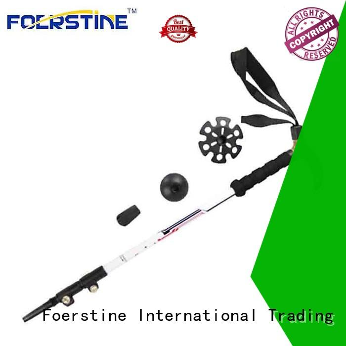 Foerstine comfortable hiking poles wholesale for hiking
