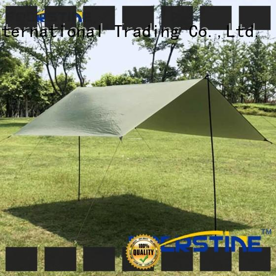 Foerstine affordable price backpacking tarp in china protect form rain