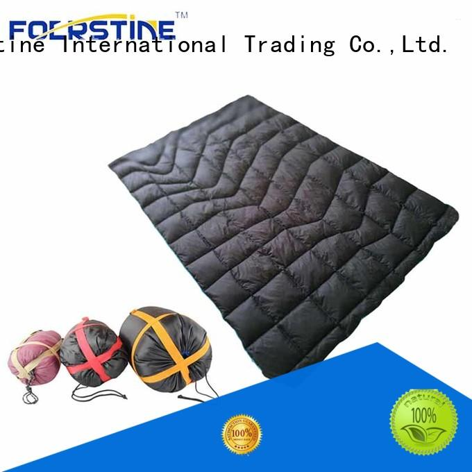 Foerstine comfortable sleeping pad self-inflating for manufacturer for hiking