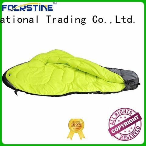 Foerstine lightweight most comfortable sleeping bag overseas market for hiking