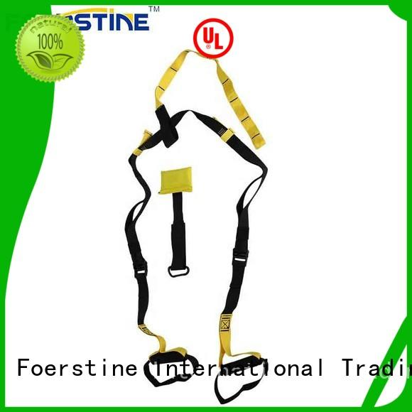 Foerstine market-oriented suspension body fitness trainer vendor for yoga