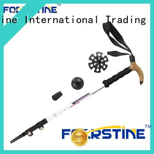walking trekking pole bulk production for hiking Foerstine