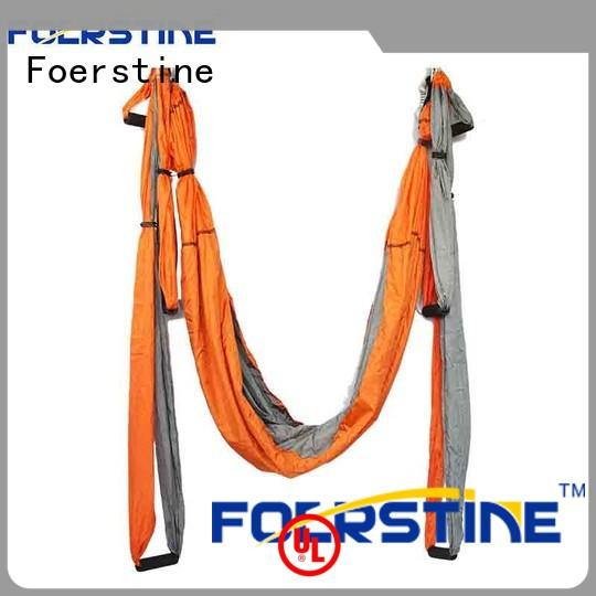Foerstine High-quality hanging yoga trapeze widely used