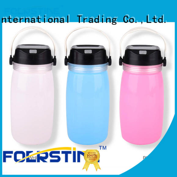 Foerstine light rechargeable lantern torch Suppliers for camping