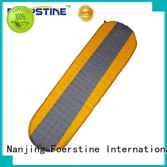 Foerstine inflatable camping pad dropshipping for backpacking