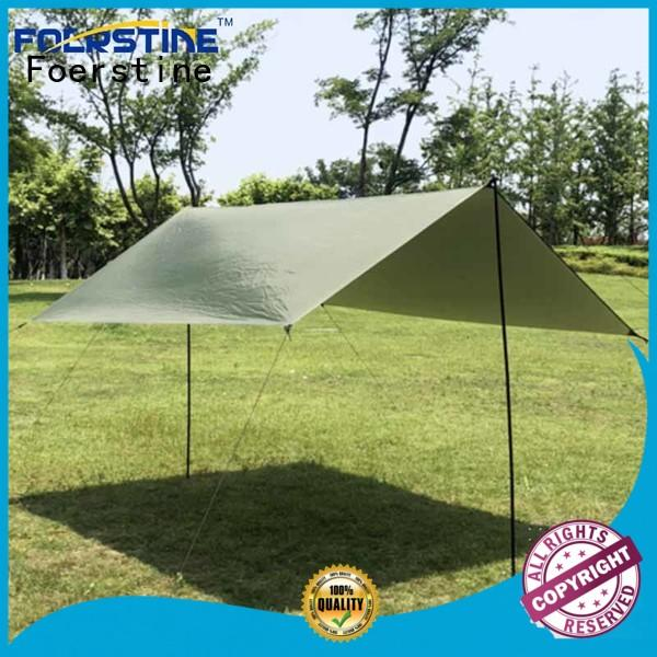 Foerstine rf01 rain tarp tent outdoor for outdoor