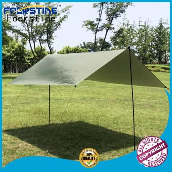 Foerstine rf01 rain tarp tent outdoor for outdoor