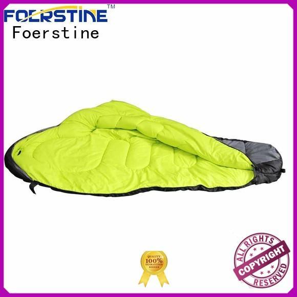 Foerstine sleeping mummy sleeping bag vendor for hiking