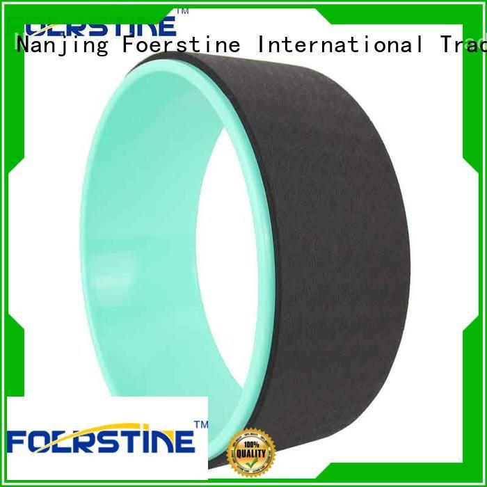 Foerstine good-looking yoga wheel class overseas market for yoga
