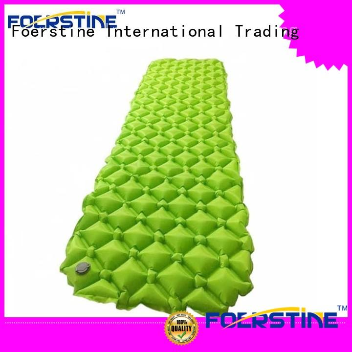 soft sleeping pad self-inflating backpacking marketing for backpacking