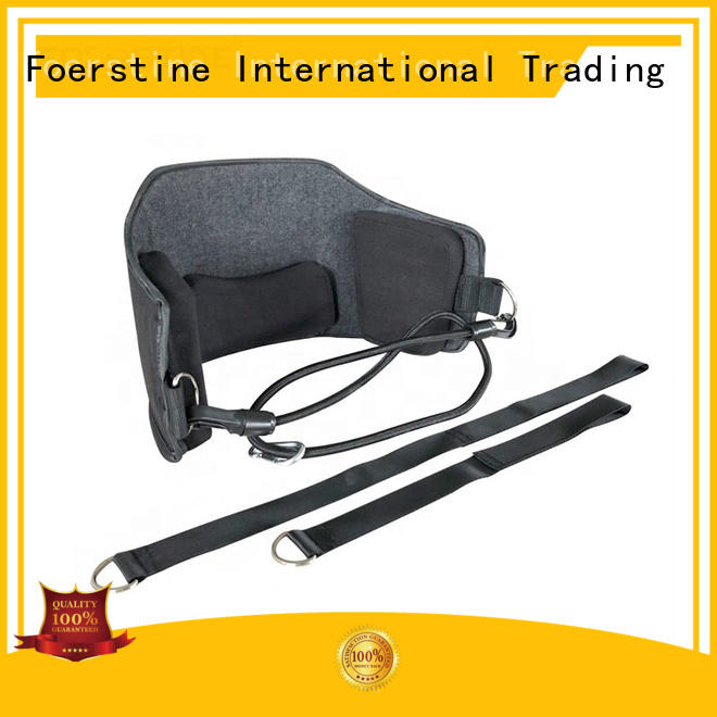 Foerstine neck suspension training straps in china for gym