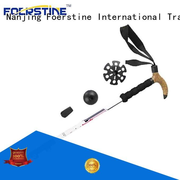 Foerstine stick compact walking pole Suppliers for hiking