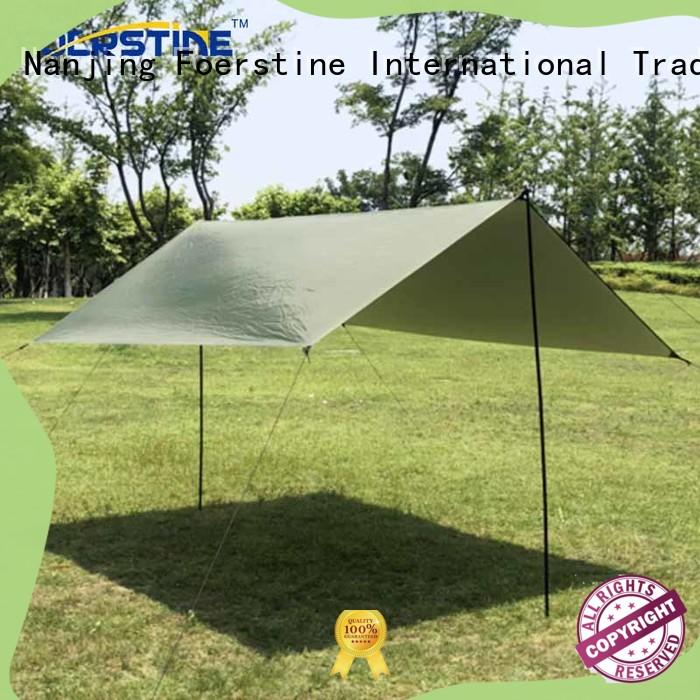 Foerstine inflatable waterproof tarp in different color protect from UV