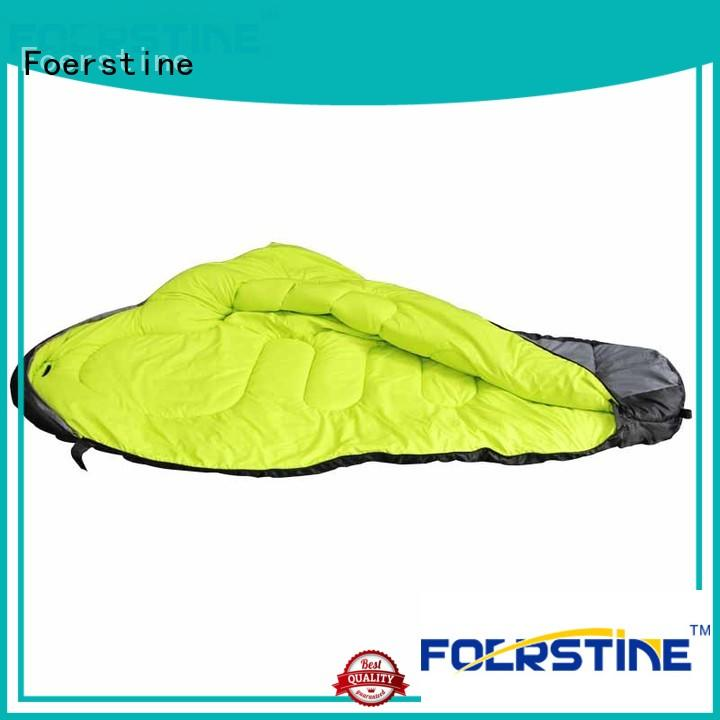 Foerstine inflatable range sleeping bag for business for outdoor