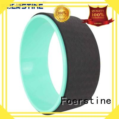 Foerstine cork yoga wheel china company for yoga