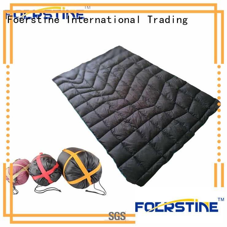Foerstine moisture-proof ultralight sleeping pad pad for backpacking