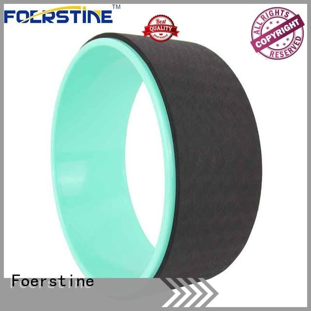 Foerstine comfortable yoga wheel overseas market for yoga