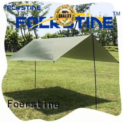 Foerstine compact waterproof tarp from china protect from UV