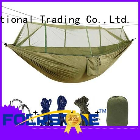 Foerstine high quality best hammock overseas market for resting