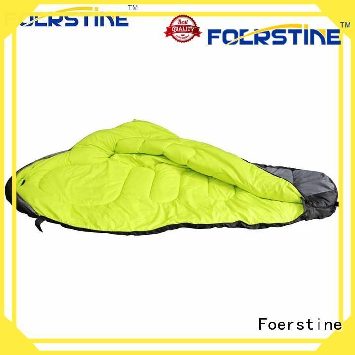 Foerstine waterproof lightweight sleeping bag for manufacturer for hiking